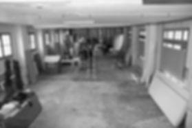 Histoire du Loft Coco | Ancien atelier de la Chocolaterie Dardenne avant rénovation (intérieur)