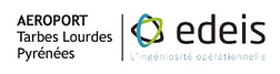 Logo | Aéroport Tarbes Lourdes Pyrenées