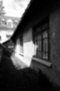 Histoire du Loft Coco | Ancien atelier de la Chocolaterie Dardenne avant rénovation (extérieur)