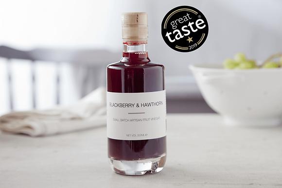 Blackberry & Hawthorn Vinegar