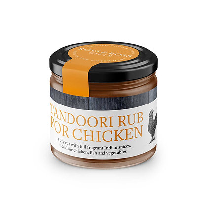 Ross & Ross Tandoori Rub for Chicken