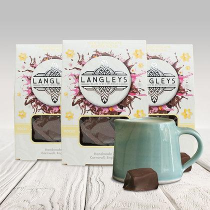 Langley's Milk Chocolate Rocky Road