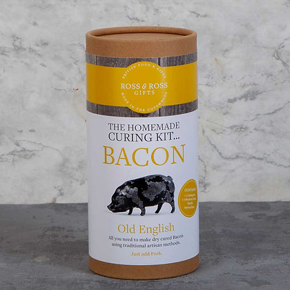 Ross & Ross Bacon Curing Kit - Old English