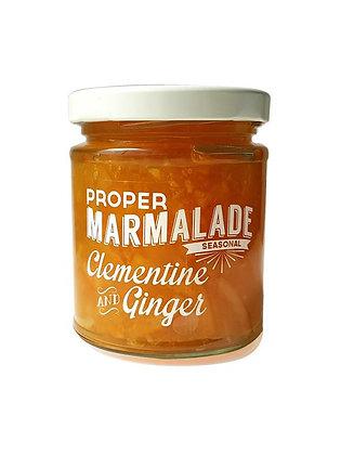 Proper Marmalade - Clementine & Ginger