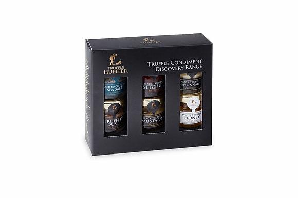 Truffle Condiment Discovery Range