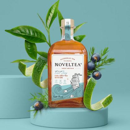 Noveltea Earl Grey Tea with Gin 25cl