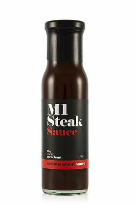 The Meat Merchant M1 Steak Sauce 240g