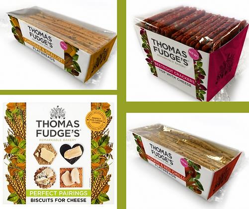 Thomas Fudge's Cracker Bundle