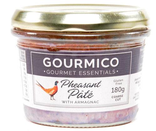 Gourmico Pheasant Pate with Armagnac