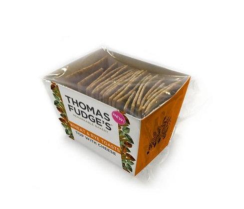 Thomas Fudge's Wheat & Rye Toasts