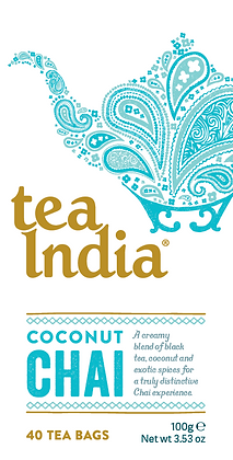 Tea India Coconut Chai