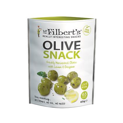 Mr Filbert's Green Olives with Lemon & Oregano