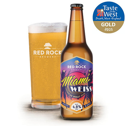 Red Rock Miami Weiss 4.8%