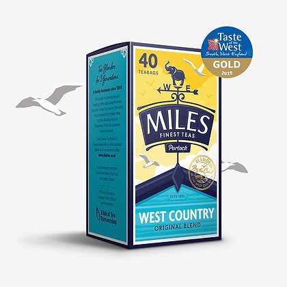 Miles West Country Blend (40 bags)