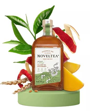 Noveltea Oolong Tea with Whisky 25cl