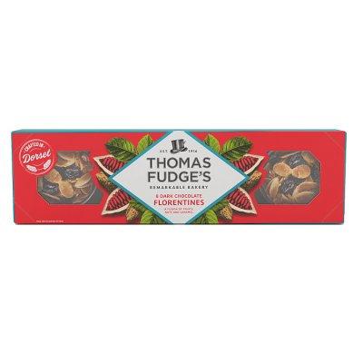 Thomas Fudge's Dark Chocolate Florentines