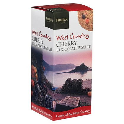 Furniss West Country Cherry Chocolate Biscuit