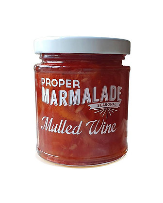 Proper Marmalade - Mulled Wine