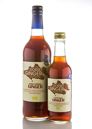 Dorset Ginger Company Extra Strong Ginger