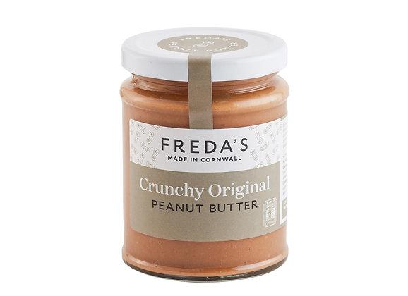 Freda's Crunchy Original Peanut Butter