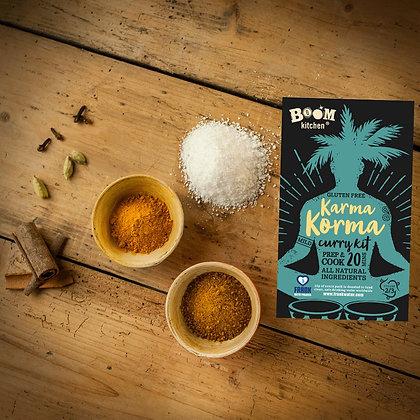 Boom Kitchen Karma Korma Curry Kit