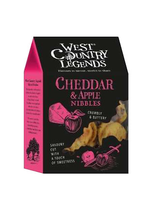 West Country Legends - Cheddar & Apple Nibbles