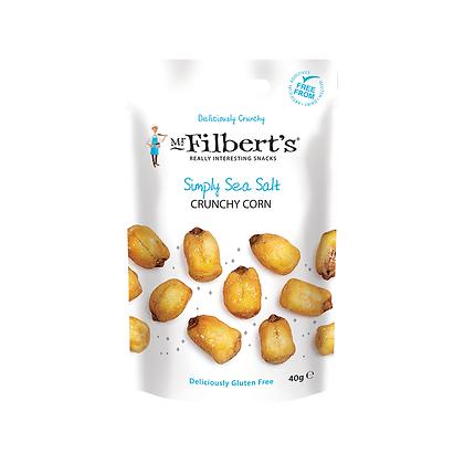 Mr Filbert's Simply Sea Salt Crunchy Corn