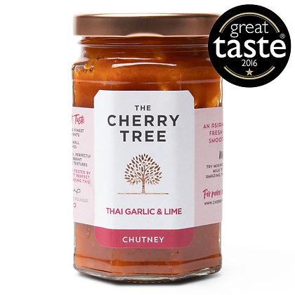 Cherry Tree Thai Garlic & Lime Chutney