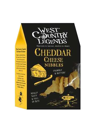 West Country Legends - Cheddar Cheese Nibbles