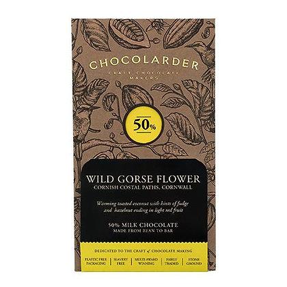 Chocolarder 50% Wild Gorse Flower Bar