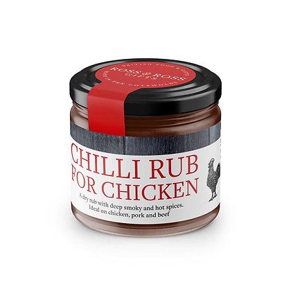 Ross & Ross Chilli Rub for Chicken
