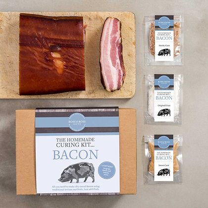 Ross & Ross The Homemade Curing Kit.. Bacon