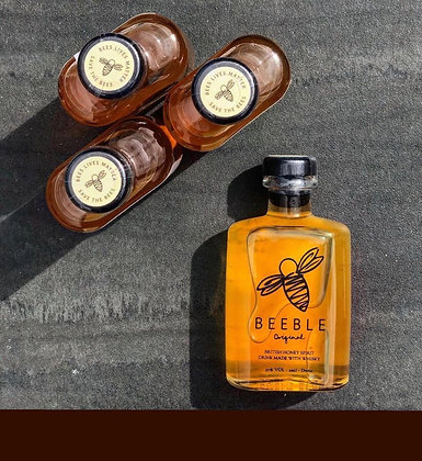 Beeble Honey Whisky 20cl