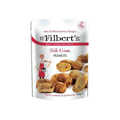 Mr Filbert's Chilli & Lime Peanuts