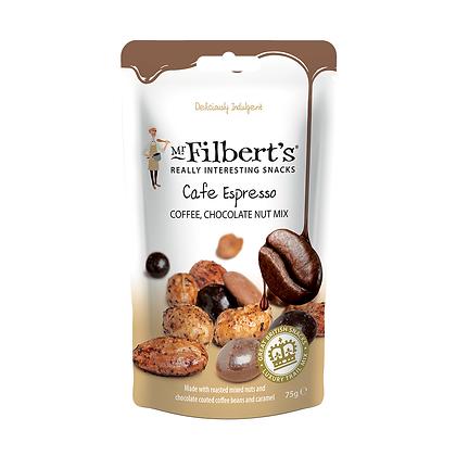 Mr Filbert's Cafe Espresso Chocolate & Nut Mix