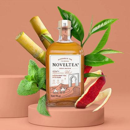 Noveltea Green Mint Tea with Rum 25cl