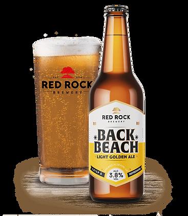 Red Rock Back Beach Light Golden Ale 3.8%