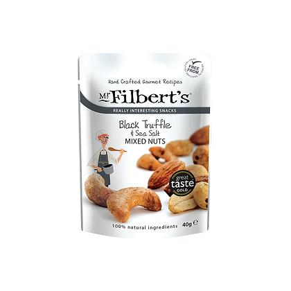 Mr Filbert's Black Truffle & Sea Salt Mixed Nuts