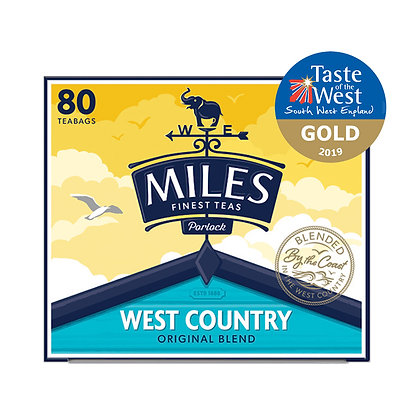 Miles West Country Blend (80 bags)