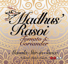 Madhu's Rasoi Stir-In Sauce Tomato & Coriander