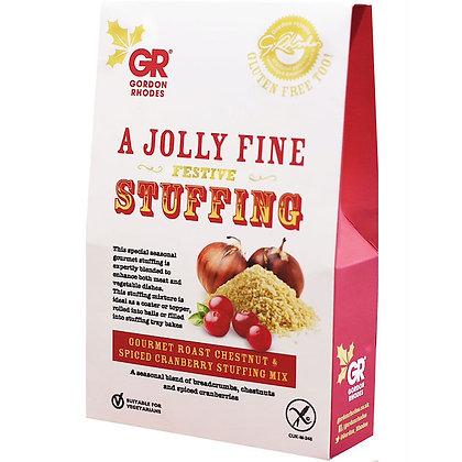 Gordon Rhodes Chestnut & Cranberry Stuffing Mix