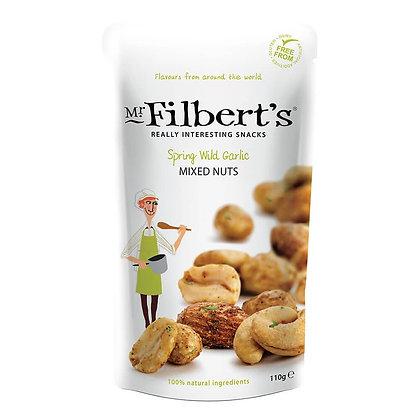 Mr Filbert's Spring Wild Garlic Mixed Nuts