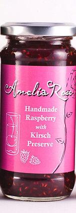 Amelia Rose Handmade Raspberry with Kirsch Preserve