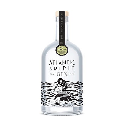 Atlantic Spirit Laver Gin 35cl