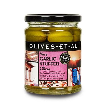 Olives Et Al - Very Garlic Stuffed Olives