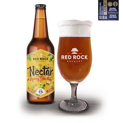 Red Rock Nectar Honey Pale Ale 5%