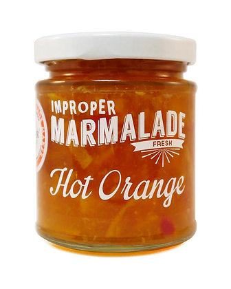 Proper Marmalade - Hot Orange