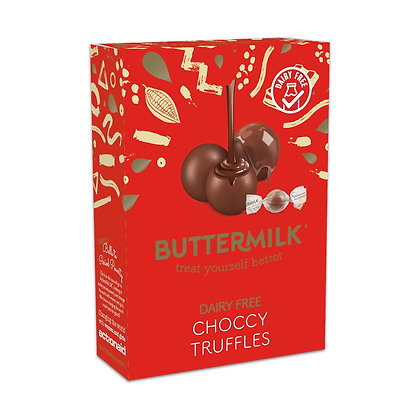 Buttermilk Dairy Free Chocolate Truffles