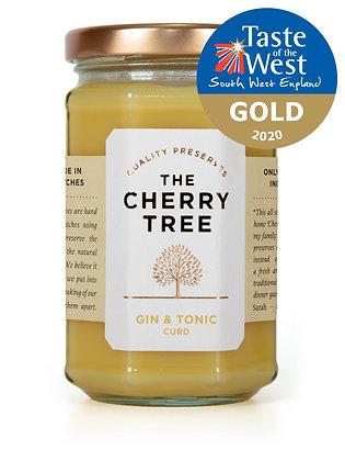 Cherry Tree Gin & Tonic Curd