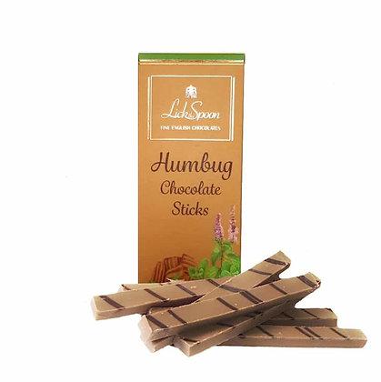 Lick the Spoon - Humbug Chocolate Sticks